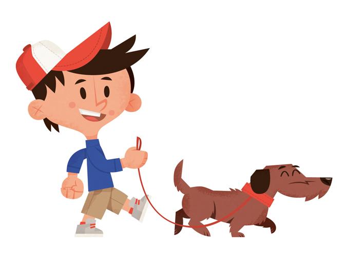 Dog Steps For Bed >> Walk the Dog - skwirrol